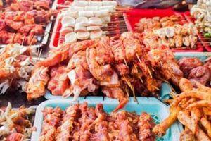 'Nghiện' món ăn đường phố có thể ung thư