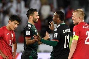 Tiền đạo UAE Nói gì trước trận gặp ĐT Việt Nam?