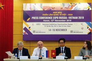 Triển lãm Quốc tế và Diễn đàn Xúc tiến Thương mại và Đầu tư Việt - Nga