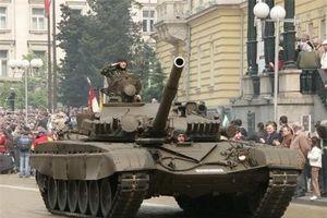 Bulgaria nâng cấp hàng loạt xe tăng T-72M1