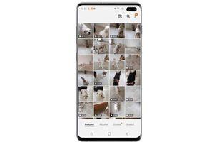 Galaxy S10 tiếp tục nhận được một số tính năng từ Galaxy Note 10