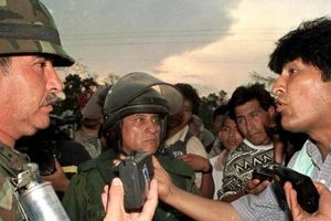 Nga trân trọng việc Mexico cho ông Morales tị nạn chính trị