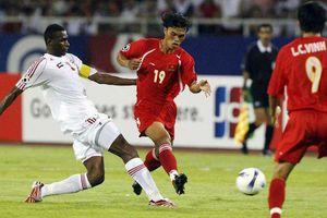 T Việt Nam giành chiến thắng thuyết phục UAE tại SVĐ Mỹ Đình năm 2007