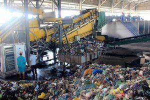 Bình Định phát hành HSMT Dự án Nhà máy xử lý rác