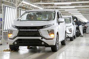 Xpander hút khách, Mitsubishi tăng cường sản xuất đẩy mạnh xuất khẩu