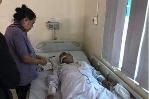 Chuyển hồ sơ vụ cụ ông 80 tuổi bị tài xế xe ôm đánh nhập viện lên Công an quận Ba Đình