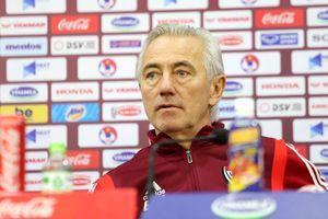 HLV trưởng Đội tuyển UAE, ông Bert van Marwijk: UAE khả năng sẽ thua đội tuyển Việt Nam