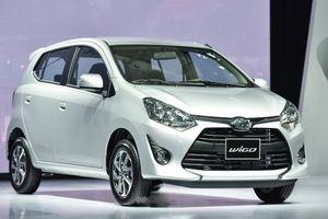 Phân khúc xe hạng A: Toyota Wigo tăng tốc 'đuổi' Kia Morning