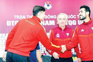 20 giờ 14-11, Việt Nam - UAE (VTC3): Có điểm!
