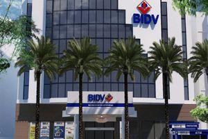 Xong thương vụ góp vốn khủng nhưng chỉ số kinh doanh 9 tháng đi lùi, có nên mua cổ phiếu BIDV vào lúc này?