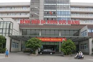 Ghi nhận trách nhiệm của các thầy thuốc BVĐK Đức Giang, Hà Nội