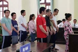 Nhóm sinh viên lãnh gần 50 năm tù vì 'dính' ma túy