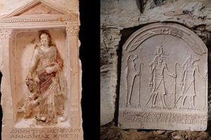 Ai Cập phát hiện hầm mộ thời La Mã tại vùng Saqqara