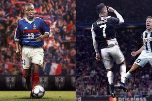 Chùm ảnh: Nếu các ngôi sao bóng đá du hành ngược thời gian