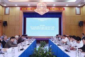 Xây dựng mục tiêu phát triển trong thời kỳ chiến lược 2021-2030