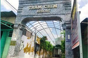 Gia Trang Quán – Tràm Chim resort bị cưỡng chế: Huyện Bình Chánh nói gì?