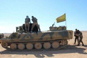 Tiếp tục diễn ra các trận chiến ác liệt ở Đông Bắc Syria
