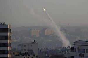 Màn trả đũa bằng tên lửa ở dải Gaza sau khi Israel sát hại thủ lĩnh Hồi giáo Jihad