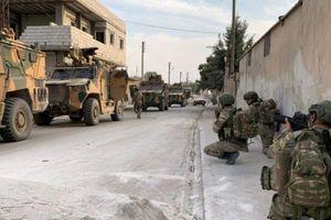 Thổ Nhĩ Kỳ bắt 'nhân vật cấp cao quan trọng' của IS ở Syria