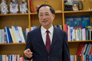 Thượng tướng Nguyễn Văn Thành ra cuốn sách 'Xây dựng và phát triển thành phố thông minh'