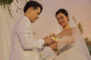 Câu nói ngôn tình Ông Cao Thắng dành cho Đông Nhi trong lễ cưới