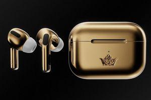AirPods Pro phiên bản bằng vàng có giá gần 70.000 USD