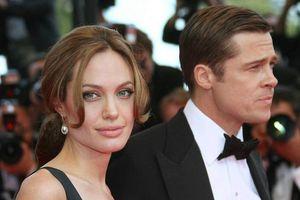 Angelina Jolie vẫn giận Brad Pitt