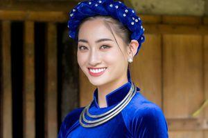 Lương Thùy Linh giới thiệu bản thân bằng tiếng Anh