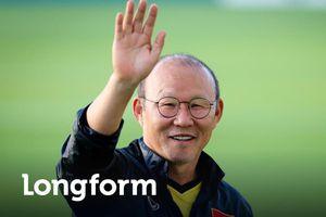 Tinh thần chiến đấu và triết lý bóng đá của HLV Park Hang-seo