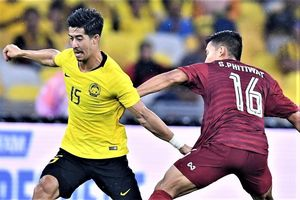 Highlights vòng loại World Cup 2022: Malaysia 2-1 Thái Lan