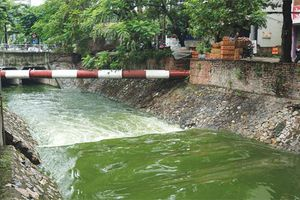 Đề xuất cải thiện môi trường sông, hồ bằng nước sông Hồng: Tính thực tiễn cao
