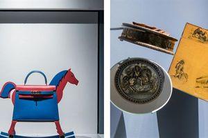 Triển lãm Hermès ở Văn Miếu: Tiền lệ xấu, không phù hợp...
