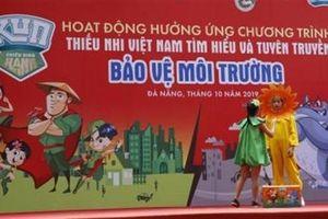 Đà Nẵng sáng tạo bảo vệ môi trường từ những cuộc thi