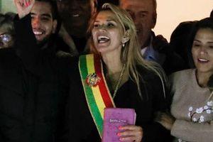 Có tổng thống lâm thời, Bolivia càng bất ổn