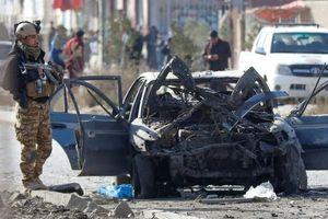 Afghanistan: Đánh bom ở thủ đô, 7 người thiệt mạng