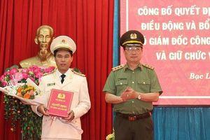 Phó Giám đốc Công an tỉnh Bình Thuận làm Giám đốc Công an tỉnh Bạc Liêu