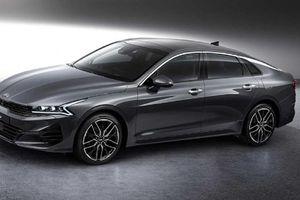 Kia Optima 2020 'lột xác' với thiết kế hoàn toàn mới