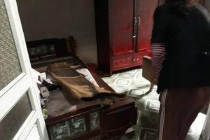 Chồng giết vợ rồi phủ chăn đốt: Gây án xong ngồi đợi báo tin