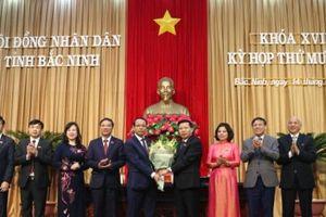 Bắc Ninh bầu bổ sung Chủ tịch Hội đồng nhân dân và Chủ tịch Ủy ban nhân dân tỉnh