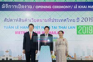 Tuần lễ hàng Việt Nam tại Thái Lan 2019: Cơ hội hàng Việt thâm nhập thị trường Thái Lan