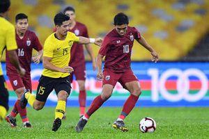 Video highlight: Thái Lan thua ngược 1-2 trước Malaysia