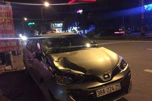 Hà Tĩnh: Khởi tố Chủ nhiệm UBKT Đảng ủy Khối say rượu, lái xe gây chết người
