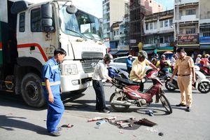 TP.HCM: 'Nguyên nhân xảy ra tai nạn giao thông xuất phát từ ý thức chiếm 90%'