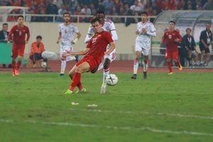 Việt Nam 1 - 0 UAE: Siêu phẩm của Tiến Linh, Việt Nam lên ngôi đầu bảng G