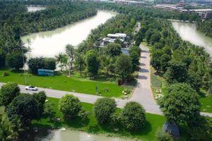 Khám phá không gian sống xanh của biệt thự đảo Ecopark Grand – The Island