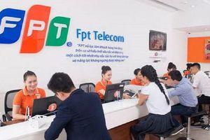 10 tháng, FPT báo lãi 3.994 tỷ đồng, hoàn thành 90% kế hoạch năm