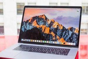 MacBook Pro 16 inch chuẩn bị ra mắt có gì hấp dẫn?