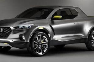 Xe bán tải Hyundai đẹp long lanh sắp được sản xuất năm 2021 có gì đặc biệt?