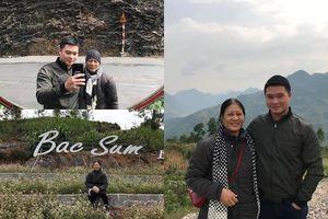 Mùa tam giác mạch ở Hà Giang đang đẹp và càng đẹp hơn khi đưa mẹ đi ngắm cùng