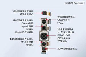 'Mổ bụng' Xiaomi Mi CC9 Pro: tận mắt chứng kiến cụm 5 camera 108MP